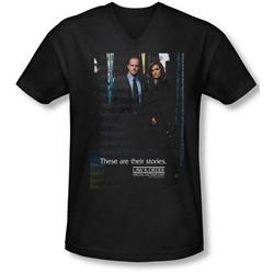 Law & Order: Special Victim's Unit - Mens Svu  V-Neck T-Shirt