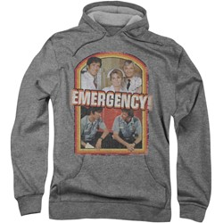 Emergency - Mens Retro Cast Hoodie