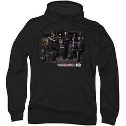 Warehouse 13 - Mens Warehouse Cast Hoodie