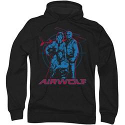 Airwolf - Mens Graphic Hoodie