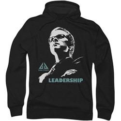 Eureka - Mens Leadership Poster Hoodie