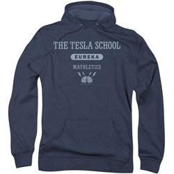Eureka - Mens Tesla School Hoodie