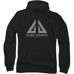 Eureka - Mens Global Dynamics Logo Hoodie