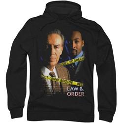 Law&Order - Mens Briscoe&Green Hoodie
