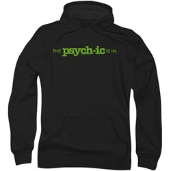 Psych - Mens The Psychic Is In Hoodie