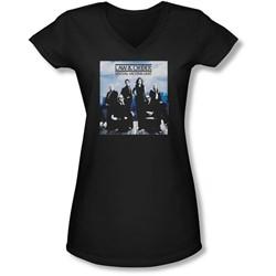 Law & Order: Special Victim's Unit - Juniors Crew 13  V-Neck T-Shirt