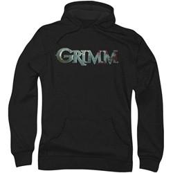 Grimm - Mens Bloody Logo Hoodie