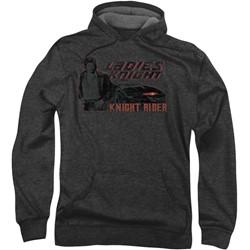 Knight Rider - Mens Ladies Knight Hoodie