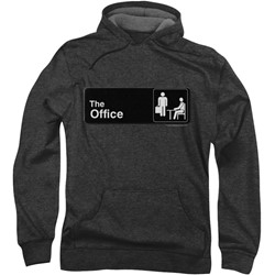 Office, The - Mens Sign Logo Hoodie