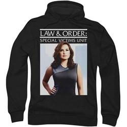 Law & Order: Special Victim's Unit - Mens Behind Closed Doors Hoodie