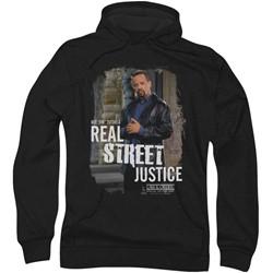 Law & Order: Special Victim's Unit - Mens Street Justice Hoodie