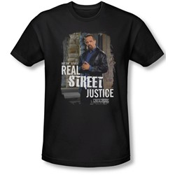 Law & Order: Special Victim's Unit - Mens Street Justice  Fitted T-Shirt