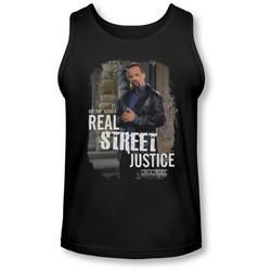 Law & Order: Special Victim's Unit - Mens Street Justice Tank-Top