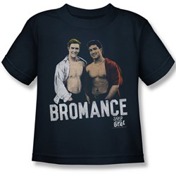 Saved By The Bell - Little Boys Bromance T-Shirt
