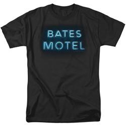 Bates Motel - Mens Sign Logo T-Shirt
