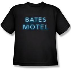 Bates Motel - Big Boys Sign Logo T-Shirt