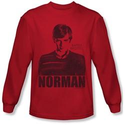 Bates Motel - Mens Norman Longsleeve T-Shirt