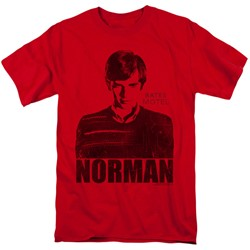 Bates Motel - Mens Norman T-Shirt