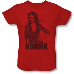 Bates Motel - Womens Norma T-Shirt