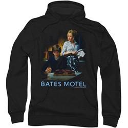 Bates Motel - Mens Die Alone Hoodie