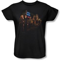 Bates Motel - Womens Cast T-Shirt