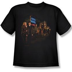 Bates Motel - Big Boys Cast T-Shirt