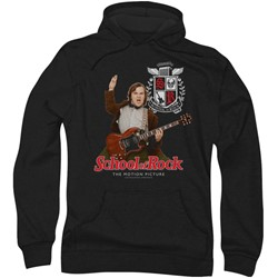 School Of Rock - Mens The Teacher Is In Hoodie