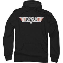 Top Gun - Mens Logo Hoodie