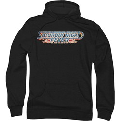 Saturday Night Fever - Mens Logo Hoodie