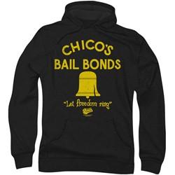 Bad News Bears - Mens Chico'S Bail Bonds Hoodie