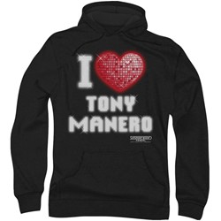 Saturday Night Fever - Mens I Heart Tony Hoodie