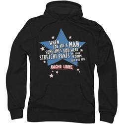 Nacho Libre - Mens Stetchy Pants Hoodie