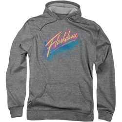Flashdance - Mens Spray Logo Hoodie