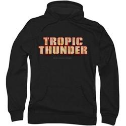 Tropic Thunder - Mens Title Hoodie