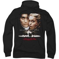 Sleepy Hollow - Mens Heads Will Roll Hoodie
