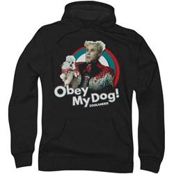 Zoolander - Mens Obey My Dog Hoodie