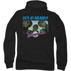 Galaxy Quest - Mens Cute But Deadly Hoodie