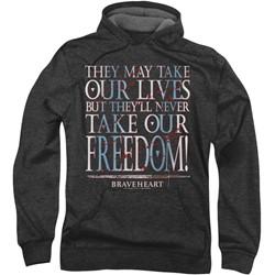 Braveheart - Mens Freedom Hoodie
