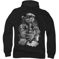 Popeye - Mens Mine All Mine Hoodie