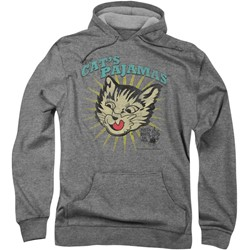 Puss N Boots - Mens Cats Pajamas Hoodie