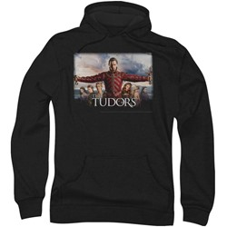 Tudors - Mens The Final Seduction Hoodie