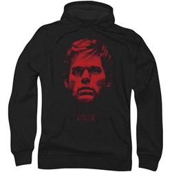 Dexter - Mens Bloody Face Hoodie