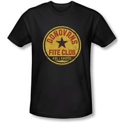 Ray Donovan - Mens Fite Club Slim Fit T-Shirt