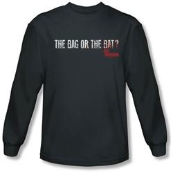 Ray Donovan - Mens Bag Or Bat Longsleeve T-Shirt