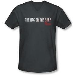 Ray Donovan - Mens Bag Or Bat V-Neck T-Shirt