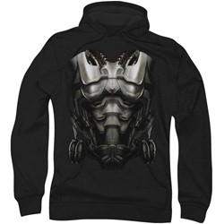 Man Of Steel - Mens Zod Armor Hoodie