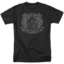 Sons Of Anarchy - Mens Original Reaper Crew T-Shirt
