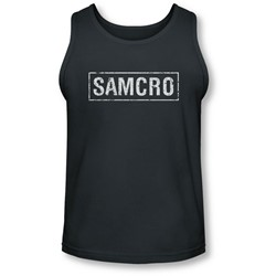 Sons Of Anarchy - Mens Samcro Tank-Top