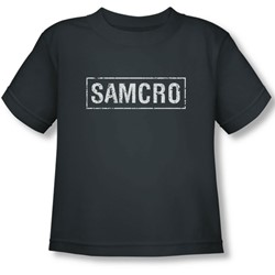 Sons Of Anarchy - Toddler Samcro T-Shirt