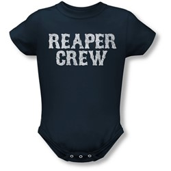 Sons Of Anarchy -  Reaper Crew Onesie